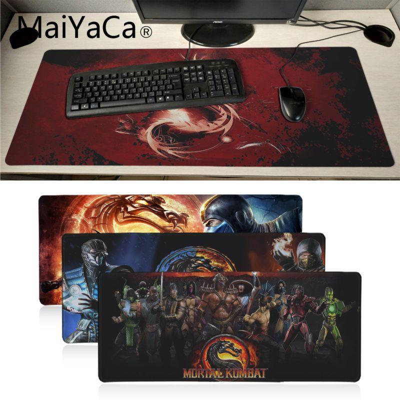 Mouse Pads Maiyaca My Favorite Batman Logo Rubber Mouse Durable Desktop Mousepad Round Mouse Pad 22x22cm 20x20cm Computer & Office
