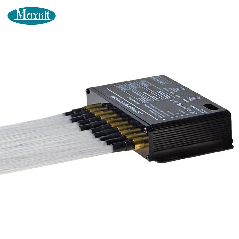 Maykit Fiber Optic Meteor Illuminator Durable 200strand 0 75mm Fibre Cable 2 Meter Size Shooting Star
