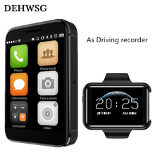 DEHWSG 2018 new smart watch I5S card phone support SIM TF Card Driving recorder MTK2502 perfect For Apple Samsung Xiaomi phone