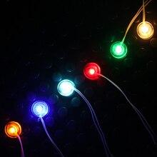 Zestaw światła led do Lego klocki do budowy ulica miasta pojedyncza lampa opakowanie na baterie USB do lego/pin/Creator House DIY zabawki