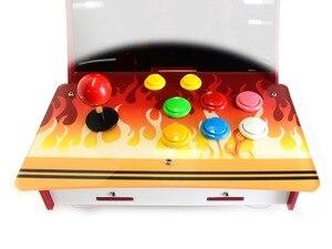 Image 4 - Arcade 101 1P אבזר חבילה ארקייד מכונת בניין ערכת מבוסס על פטל Pi 10.1 אינץ IPS מסך + 17 אביזרים