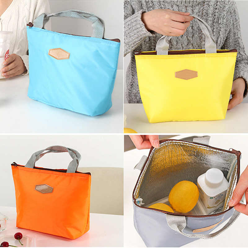 Baby Milk Bottle Insulation Bags Waterproof Portable Picnic Insulated Food Storage Lunch Bag