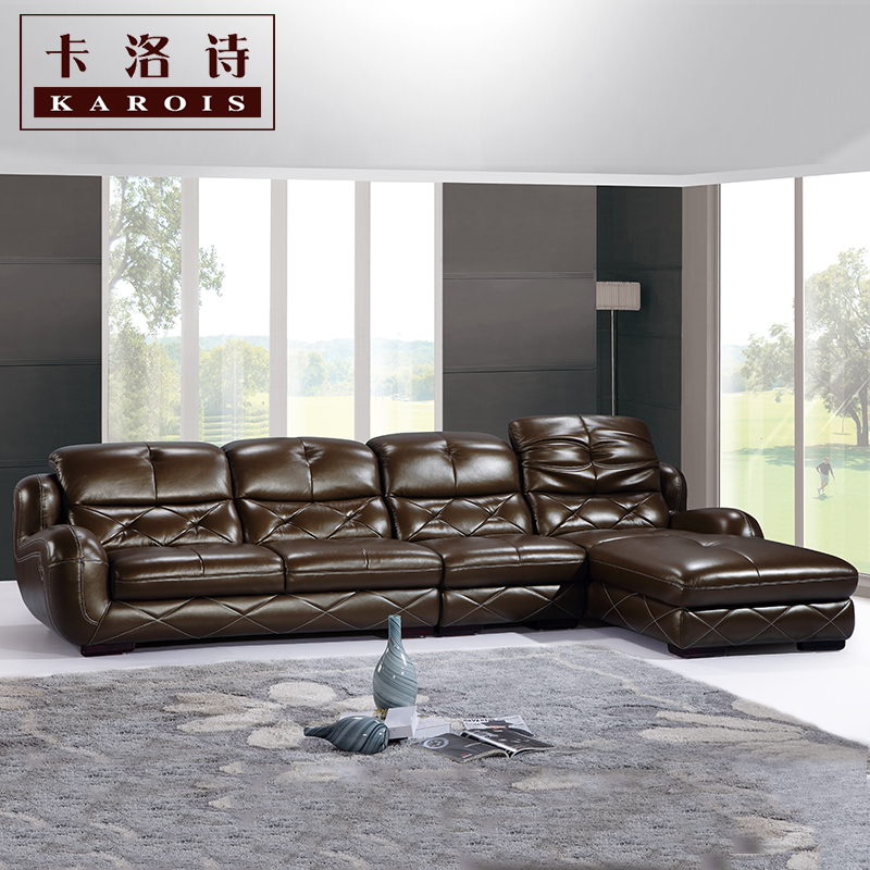 Morden sofa ,leather sofa, corner sofa, livingroom furniture, wholesale C38  morden fabric l shape sofa corner sofa colorful sofa factory wholesale best quality livingroom furniture 922