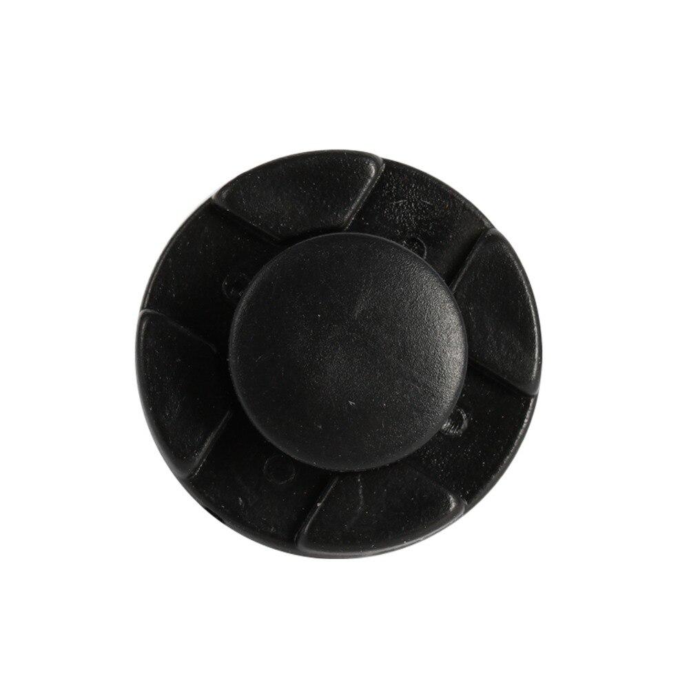 10 шт. автомобильный бампер с пластиковыми заклепками с зажимом 8 мм панель для отделки автомобильной двери бамперы грили боковые зажимы для Nissan/Toyota