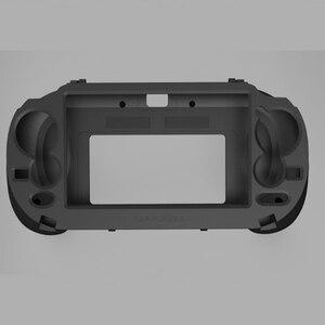 Image 5 - 2in1 kılıf kapak PSV 1000 kolu L2 R2 tetik L3 R3 tetik PS VITA 1000 Slim oyun konsolu için ps4 pc Gamepad aksesuarları