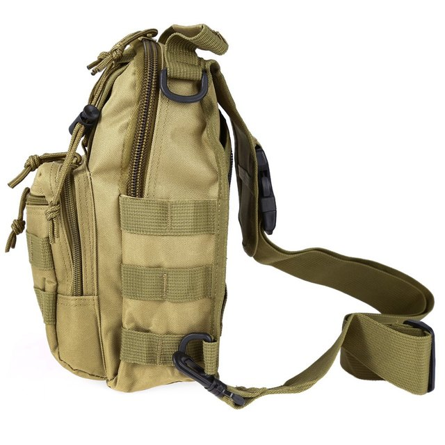 600D Outdoor Tactical Backpack