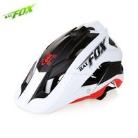 BATFOX 2017 New Bicycle Helmet Integrally Molded Unisex Cycling Helmet Road Mountain MTB Bike Helmet Casco