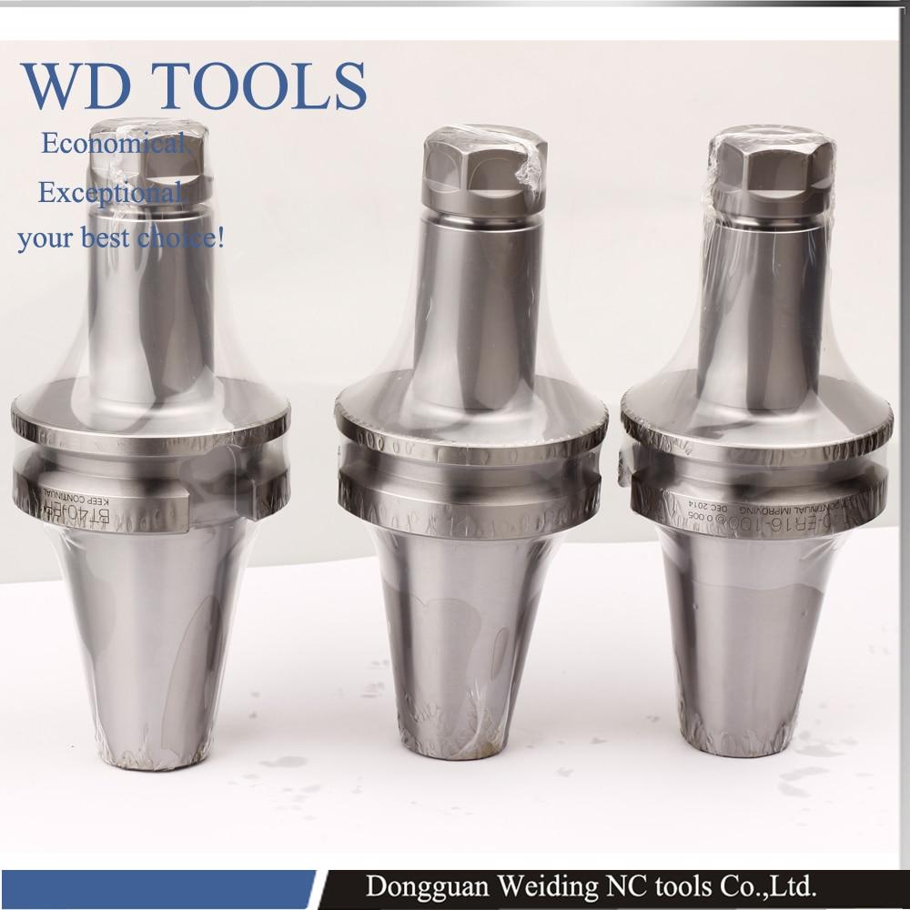 BT40 ER16 150 Have Stock BT40 ER16 Milling Machine Tool Holder|tool holder|milling machine tool holder|milling tool holders - title=