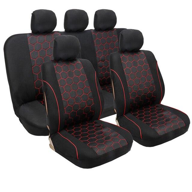 Лучший Чехлы для сидений автомобиля Комплект Универсальный