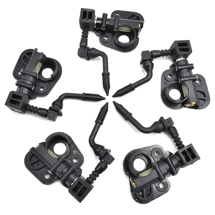 цена на 5PCS Oil Drive Pump WT Infeed Assembly FOR PARTNER 350 351 350 351 352 370 371 390 391 401 420 422 Chainsaw Engine Parts