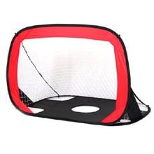 font b Football b font Goal Door Net Portable Folding Children Set Soccer Ball Nets