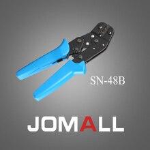 Купить с кэшбэком SN-48B crimping tool crimping plier 0.5-1.5mm2 multi tool tools hands