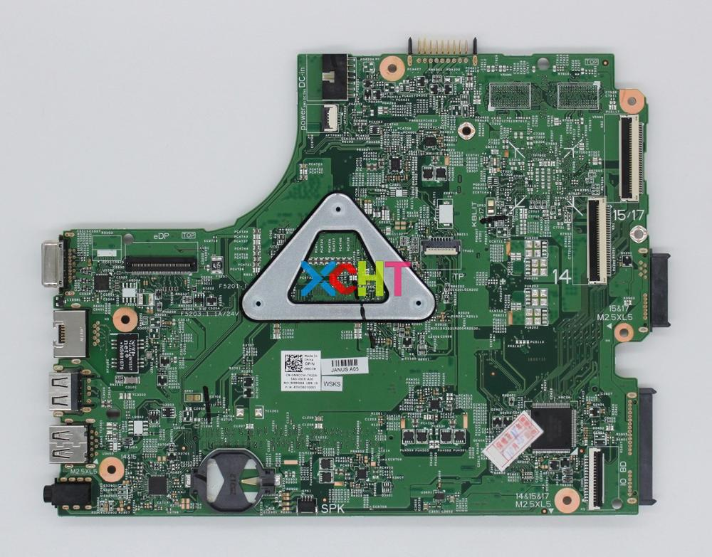 Image 2 - for Dell Vostro 15 3549 V3549 NXCCW CN 0NXCCW Cel 3205U 13302 1 PWB: MRF1C Laptop Motherboard Mainboard Tested-in Laptop Motherboard from Computer & Office
