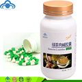 1 Bottle/lot Green Tea L-carnitine Capsules Diet Pills Free shipping