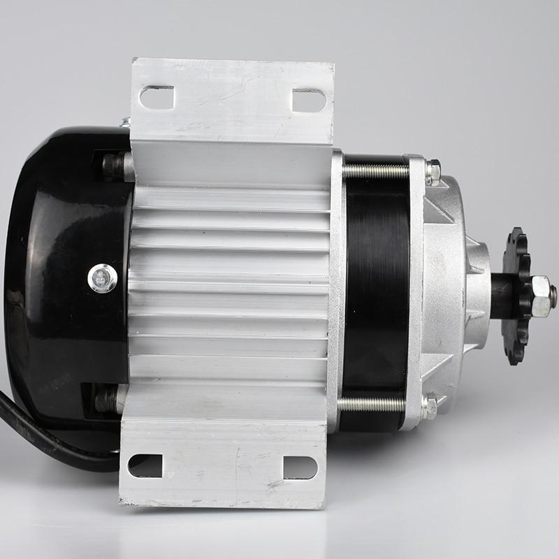 48 V 60 V DC 500 Watt Elektrische Dreirad Bürstenlosen Gleichstromgetriebemotor 2800 RPM E Dreirad Zubehör BM1418ZXF für Dreirad Motorrad - 4