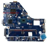 NBMES11001 i3 3217U motherboard For acer aspire E1 570 E1 570G LA 9535P