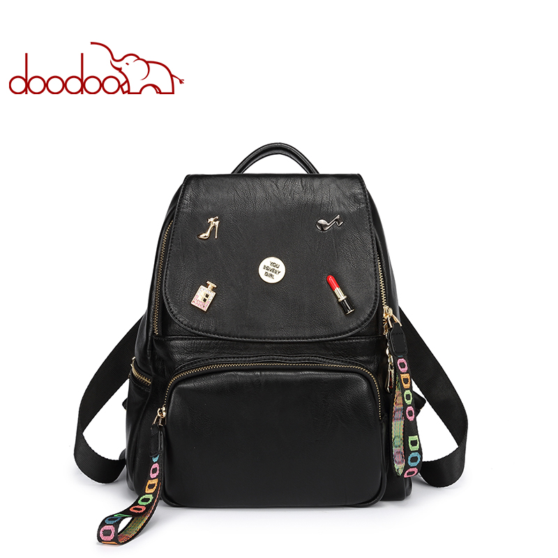 1b7760f7bbf Best buy Luxury Backpack Bag Women Fashion Designer Bags Top Handle Fine  Leather Branded Satchel Free Shipping online cheap