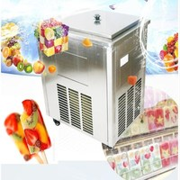 intelligent control Commercial Popsicle machine,220V/R22 ice lolly maker machine,multi function freezer with ice lolly mould