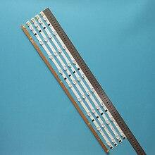 """5 יח\סט 9 נוריות 650mm LED רצועת עבור Samsung 32 """"טלוויזיה UA32F4088AR A32F4088AJ UA32F4000AR UE32F5000 D2GE 320SC0 R3 2013SVS32H"""