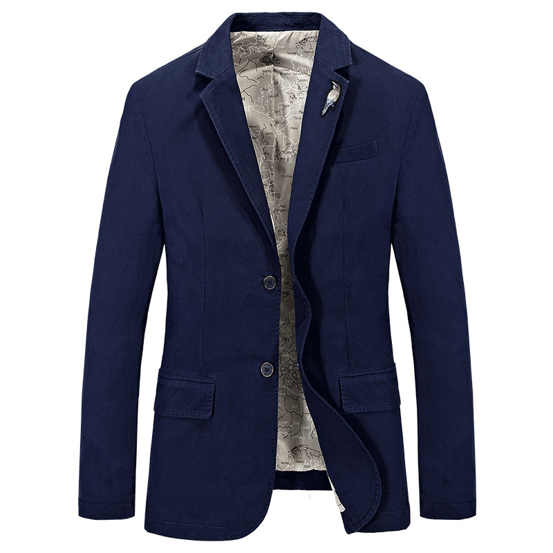 Designer Men's Casual Blazer Brand Fashion Male Fit Slim Jacket Coat Men Blazer Terno Masculino Vetement Homme 4XL  AF66001A