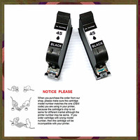 2 Pcs Remanufactured Ink Cartridge For 51645A HP45 For HP Deskjet 710c 720c 815c 832c 820cxi