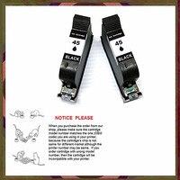 2 Pcs Remanufactured Ink Cartridge For 51645A HP45 For HP Deskjet 710c 720c 815c 832c 820cxi