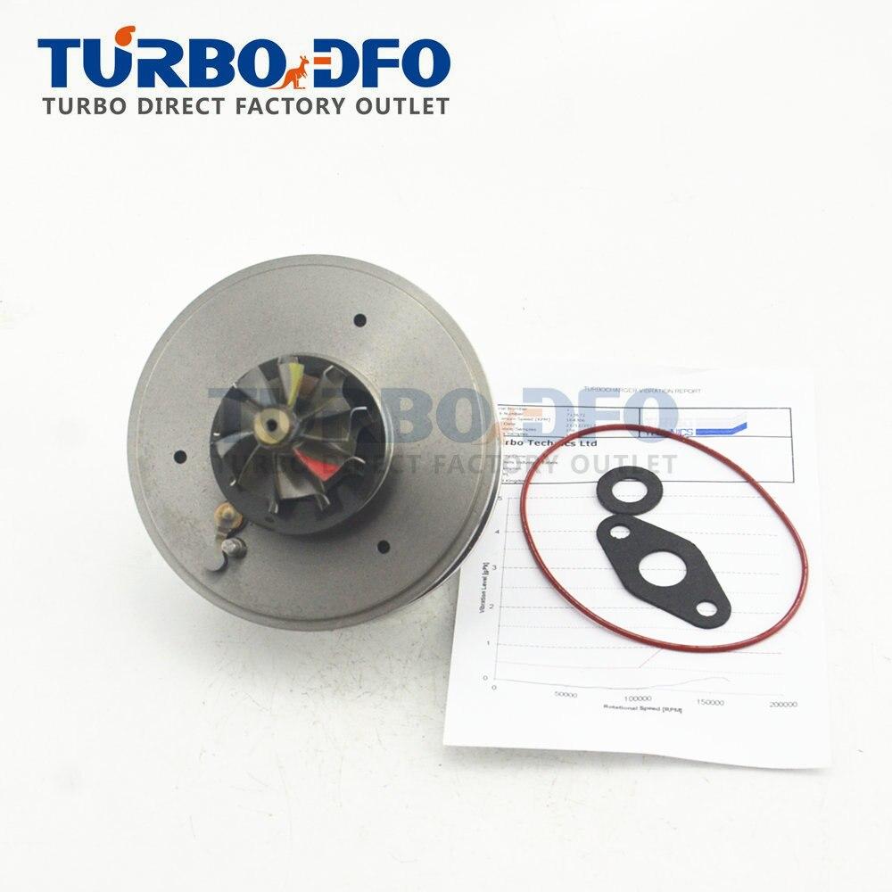 Turbocharger rebuild parts GT1749V turbo chra cartridge core 701855 1 for VW Sharan 1 9 TDI
