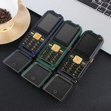 4 telefone Dual sim card FM Lanterna Power Bank Longa Espera Acidentado Ao Ar Livre Telefone Celular À Prova de Choque Grande Voz xp9000