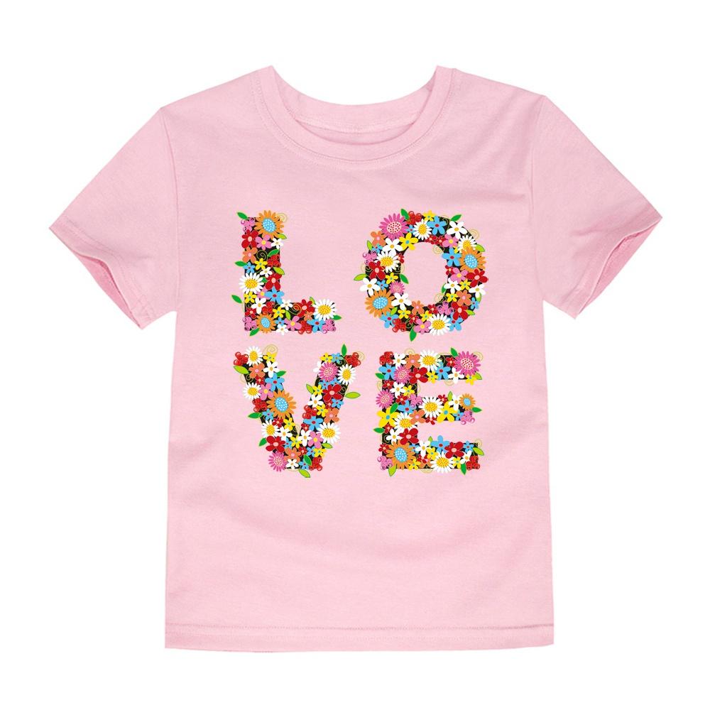 HTB1xIx SFXXXXbZXVXXq6xXFXXXD - SMHONG 2017 Baby Girls Flower T-shirt Summer Clothing for Girl Kids Tees Children Short Sleeve T shirt 100% cotton Top quality