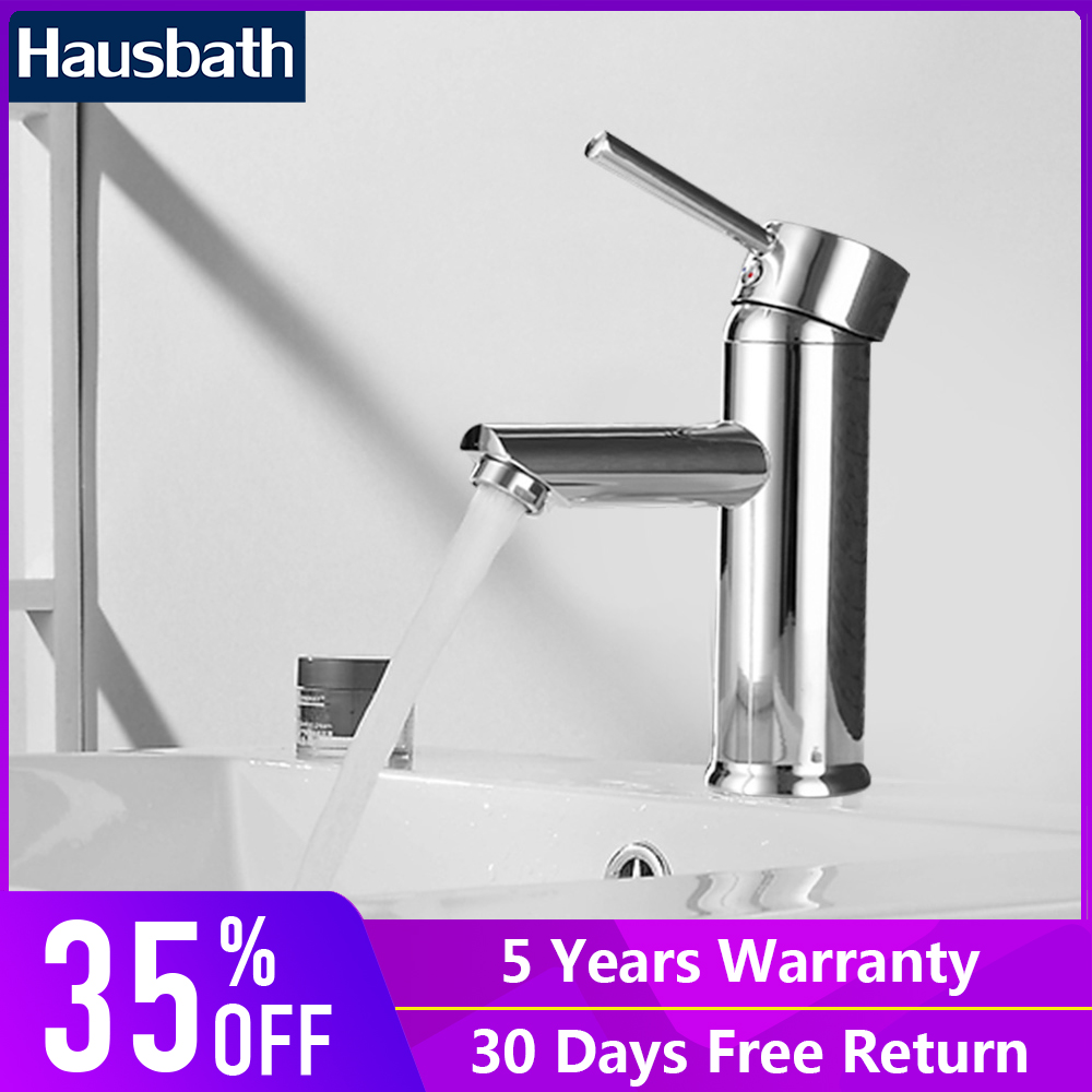 Bathroom Basin Faucet Sink Mixer Tap Water Single Handle Single Hole Chrome Finished Stainless Steel Taps free shipping moden single handle lavatory basin bathroom sink faucets chrome finished