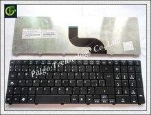 Испанский клавиатура для Acer Aspire 5740D 5820 т 5536 5536 г 5250 5251 TK37 TK81 черный SP Teclado