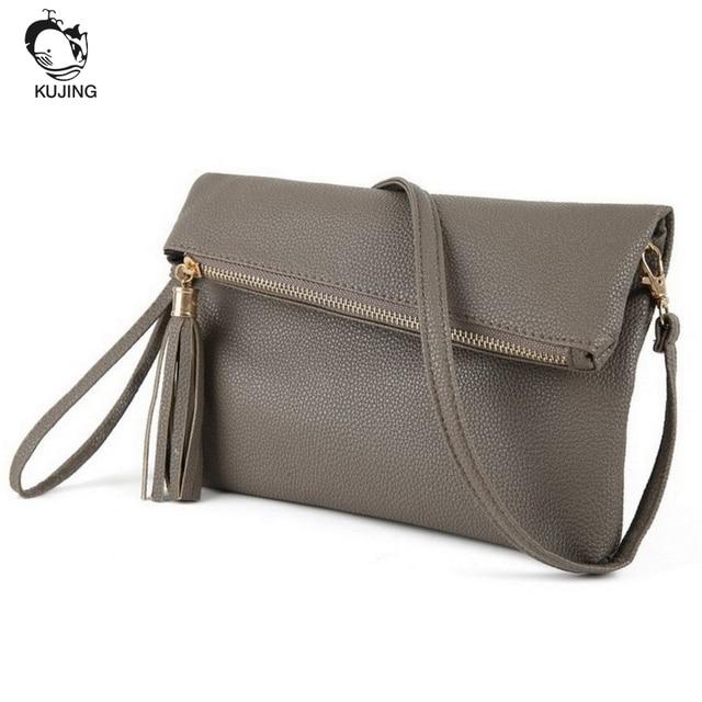 916f89415622 KUJING Brand Fashion Handbags High Quality Cheap Women Portable Small  Square Bag Shopping Casual Women Shoulder