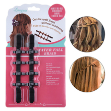 Waterfall Braid Creator Plastic Styling Tools