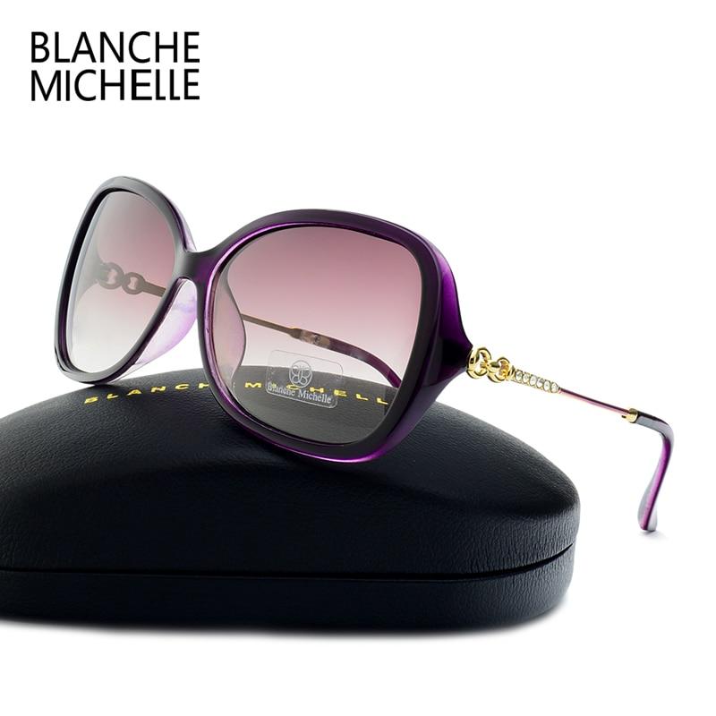2017 Butterfly High Quality Sunglasses Women Polarized UV400 Sunglass Gradient Lens Sun Glasses Brand Designer oculos With Box
