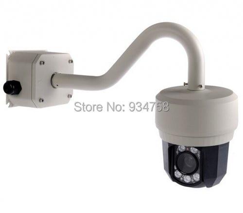 MINI 4 Inch Security CCTV 270X 480TVL Outdoor IR-CUT PTZ mini 4 inch cctv 270x 650tvl outdoor 3 2 86 4 mm ir cut ptz