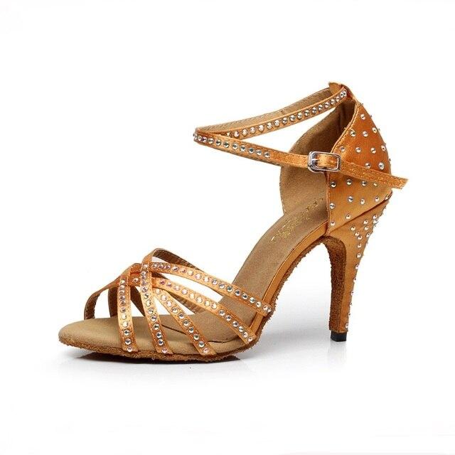 Womens Ballroom Latin Dance Shoes  B073Y7LSV2