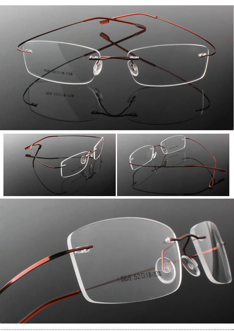 rimless optical glasses (15)