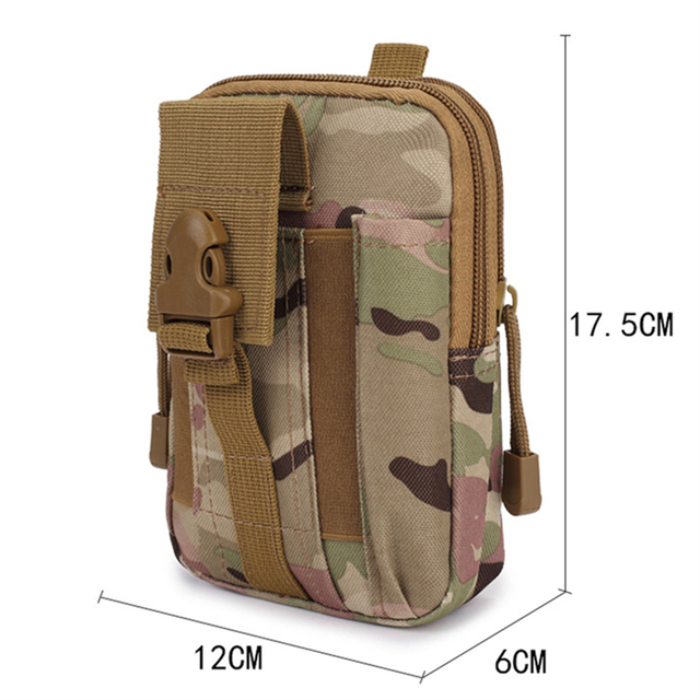 Tactical Bag Shoulder Waterproof  1