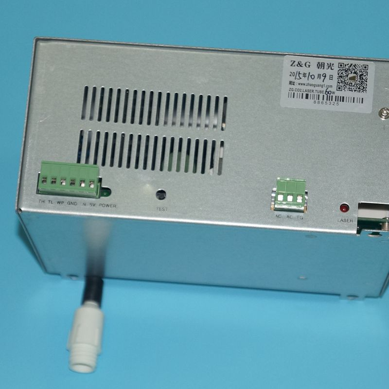 220V power supply 60w for 9060 laser engraving machines ZuRong