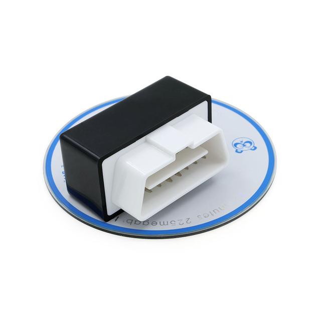 PIC18F25K80 Chip Mini Bluetooth ELM327 V1.5 OBD2 Code reader Diagnostic Scanner for Android Torque ELM 327 OBDII adapter V 1.5