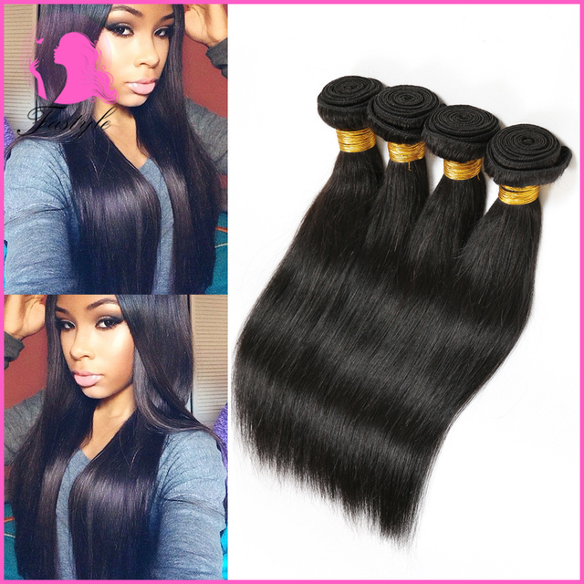 Best Human Hair Style Brazillian Straight Hair Weave Real Brazilian