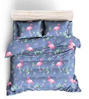 New bird bedding set / bed linen / bedclothes / bed sheet set bedspread/queen