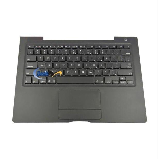 Pour Macbook A1181 US Top Case Touchpad Trackpad clavier noir or câble