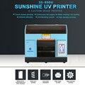SS-890U цветной струйный УФ-принтер высокого уровня  чехол для телефона  печать 3D тиснения  рекламный кожаный узор  DIY принтер
