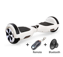 Hoverboard Self balance Electric scooter 6.5 inch 2 wheels Bluetooth Speaker Unicycle Skateboard Standing Drift hover Board