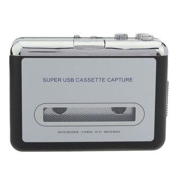 LEORY 12V Klassische USB Cassette Player Kassette zu MP3 Converter Capture Audio Musik Player Kassette Recorder Konvertieren musik 10W