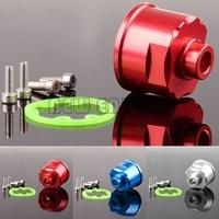 NEW ENRON 1/10 Aluminum Differential Diff Case 1:10 TRV011 For RC Traxxas Revo E Revo TRA3978|Parts & Accessories| |  -