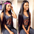 Malaysian Virgin Hair Straight 3 Bundles Human Hair Weave Grade 8A Unprocessed Virgin Hair Malaysian Straight Hair Extensions
