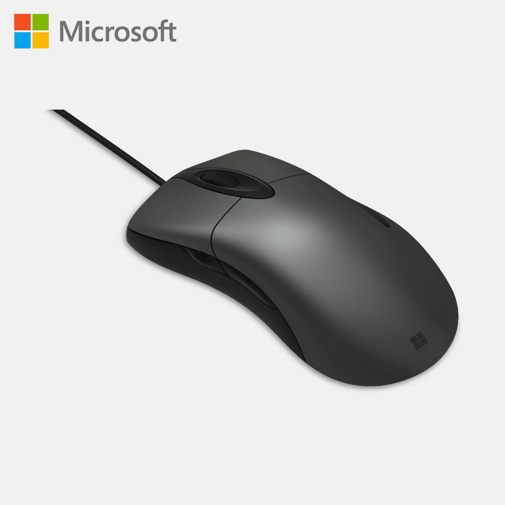 Microsoft IE3.0 wired mouse office mouse bluethin enhanced version mouse FPS gaming mouse for FPS games PC mouse gamer image