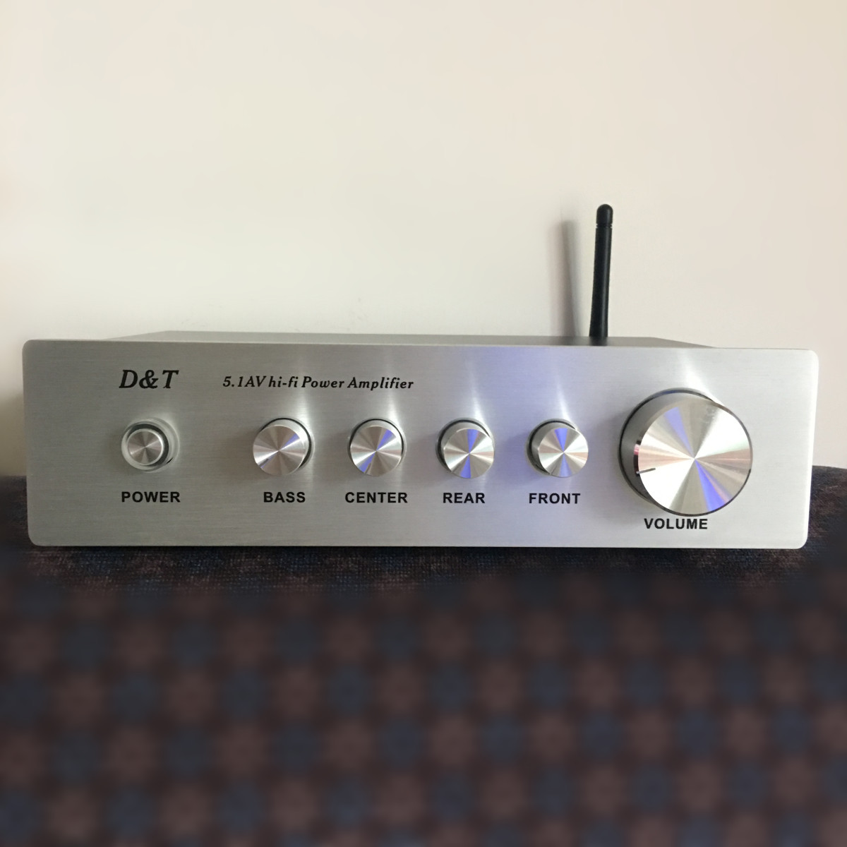 Home theater system 5.1-channel Bluetooth digital Audio amplifier